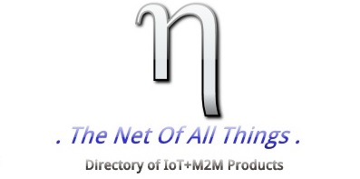 – The Net Of All Things – Global Directory Of IoT & M2M Products