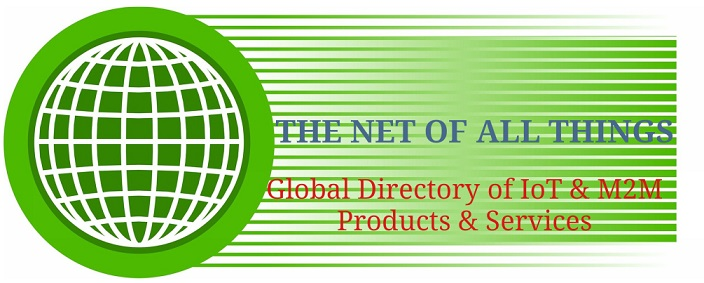 The Net Of All Things – Global Directory Of IoT & M2M Products